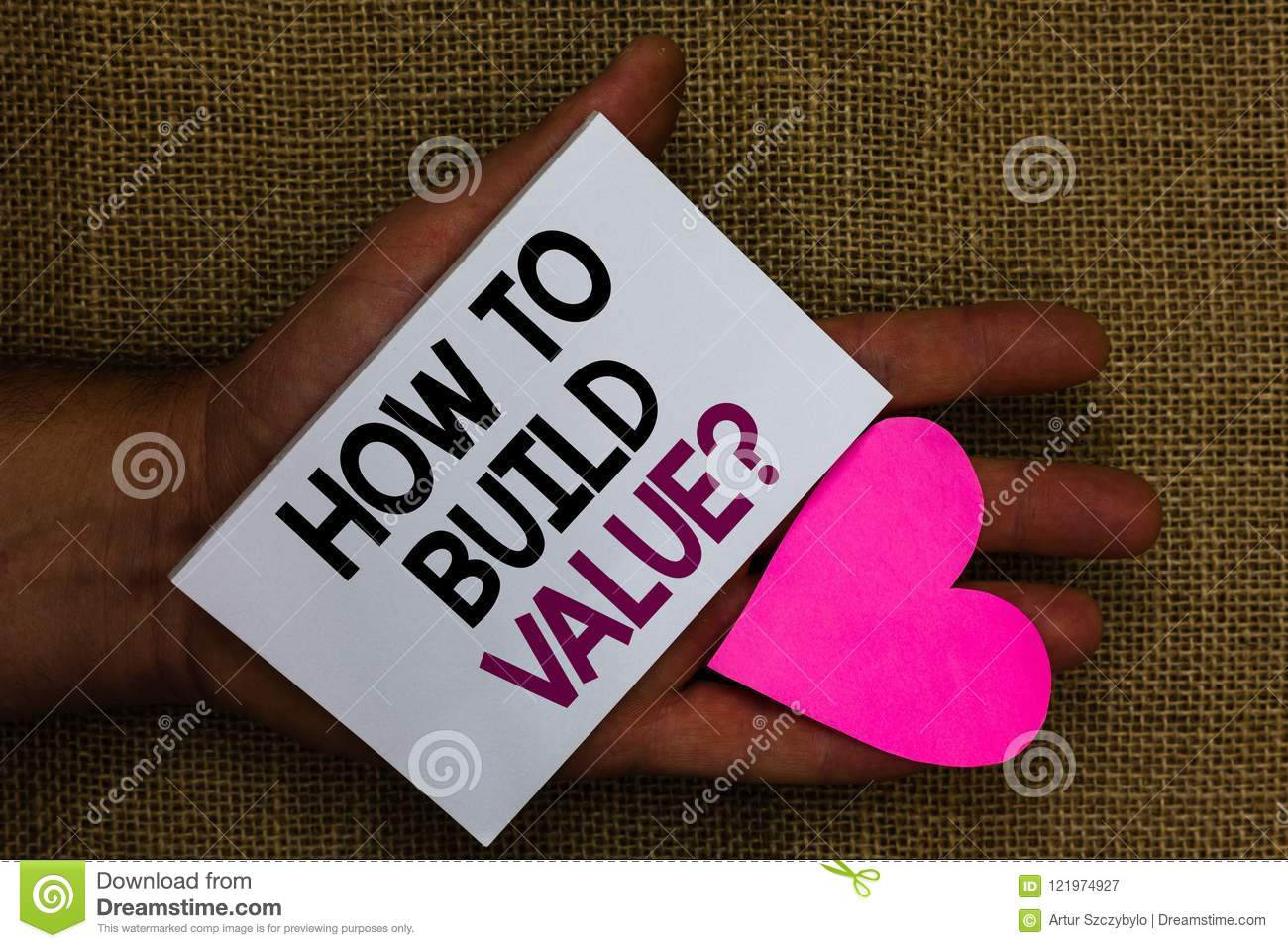 Word writing text how to build value question business concept for download comp reheart Choice Image