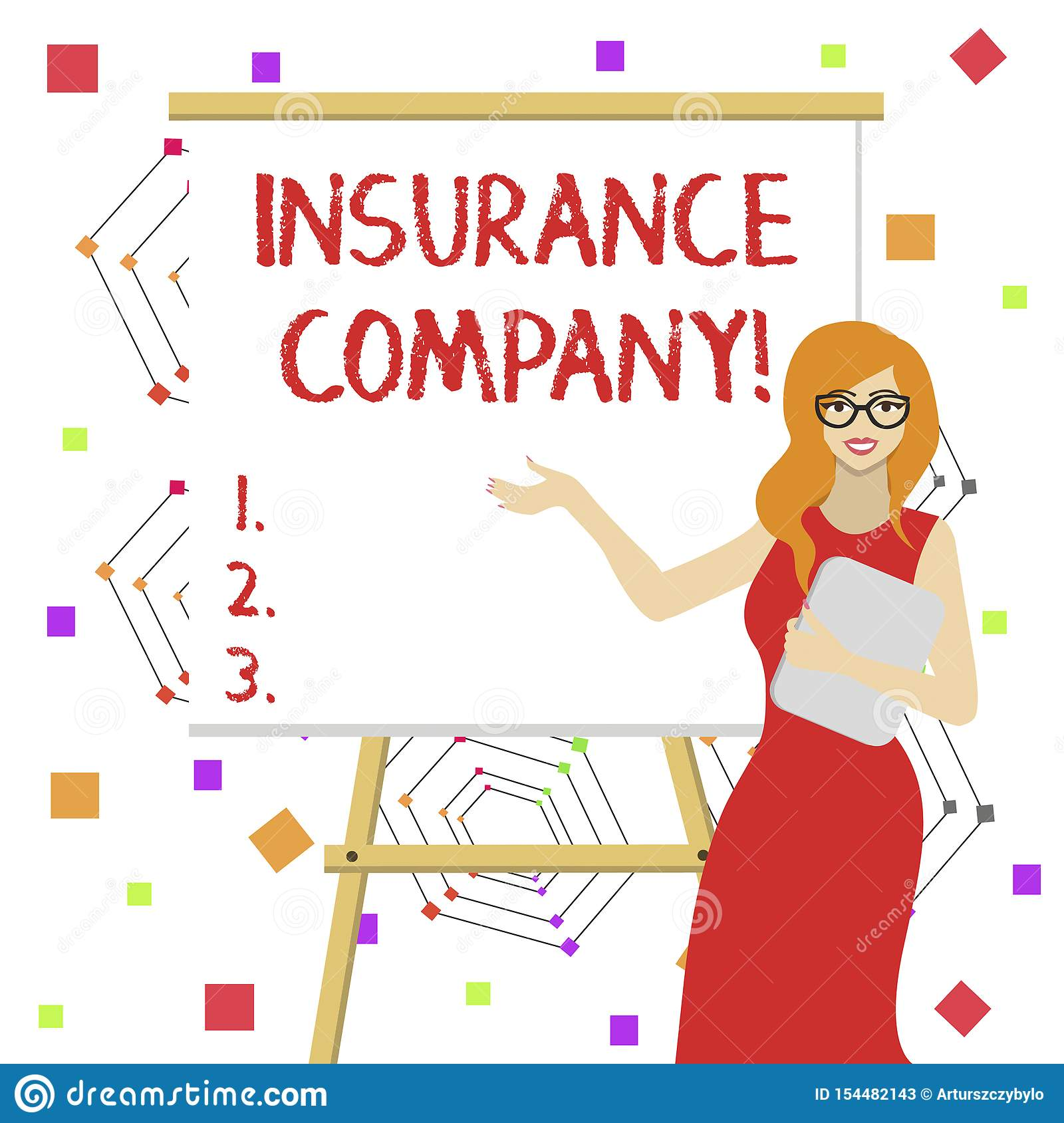 Word Writing Text Insurance Company. Business Concept For ...