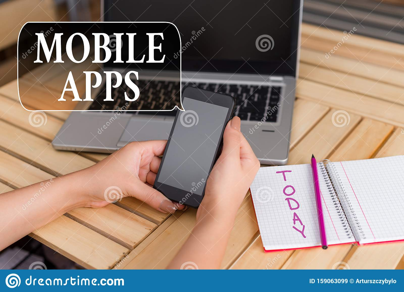 Word Writing Text Mobile Apps Business Concept For Small Programs Are Made To Work On Phones Like App Store Or App Stock Image Image Of Computer Communication 159063099
