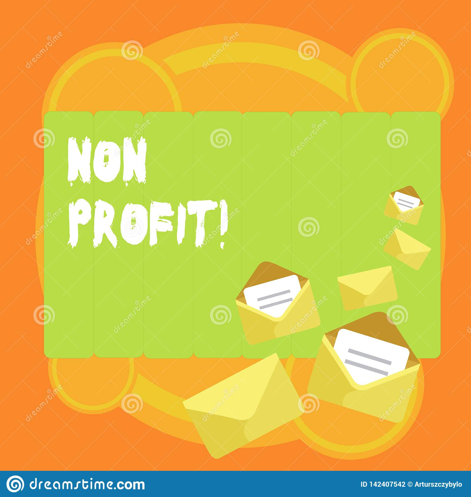 Top Non Profit Organizations >> Word Writing Text Non Profit Business Concept For Not