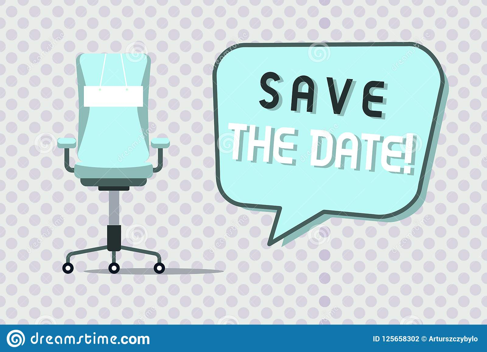 word writing text save the date business concept for remembering the schedule mark the calendar invitation