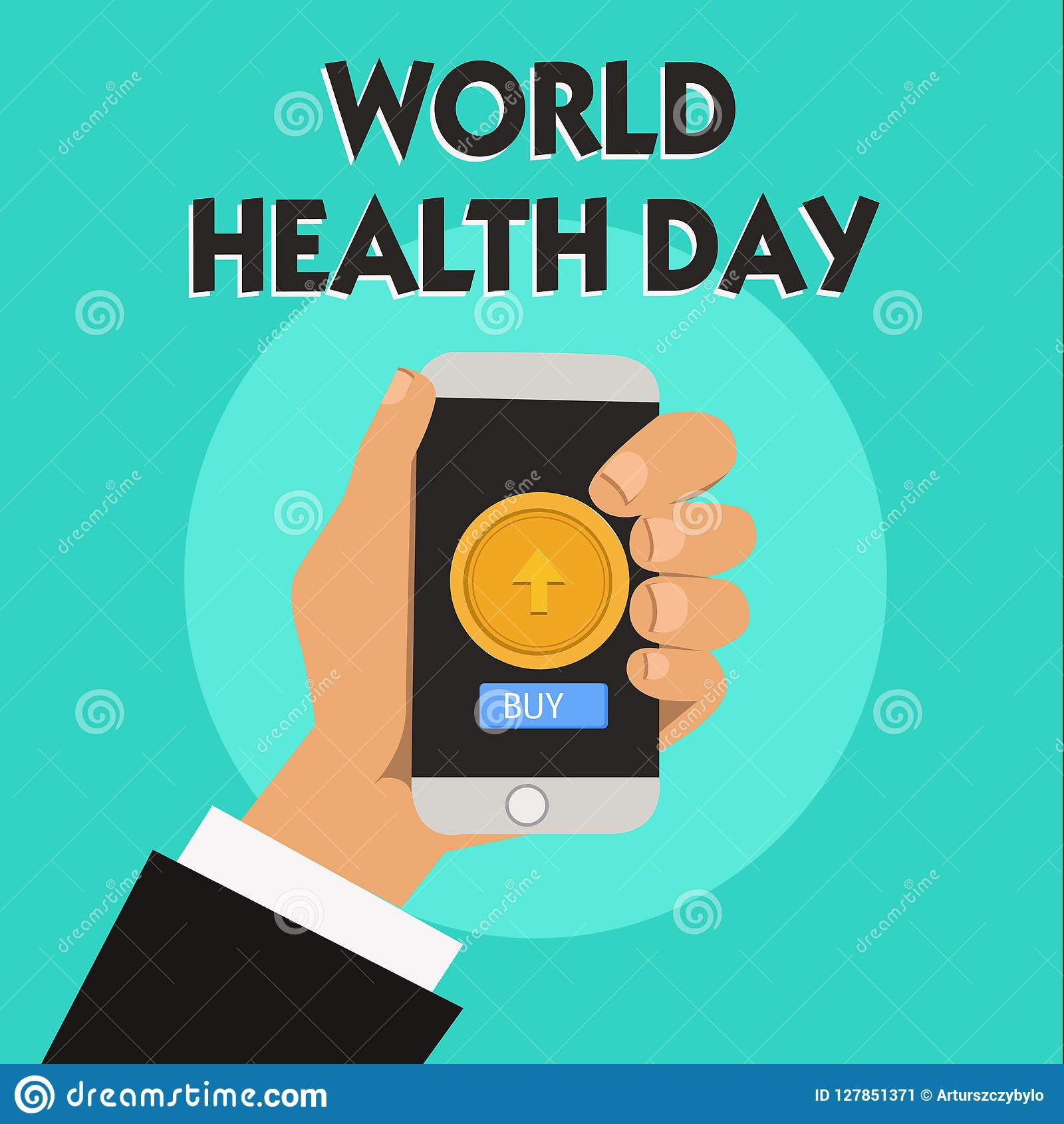 Word Writing Text World Health Day. Business Concept For ...