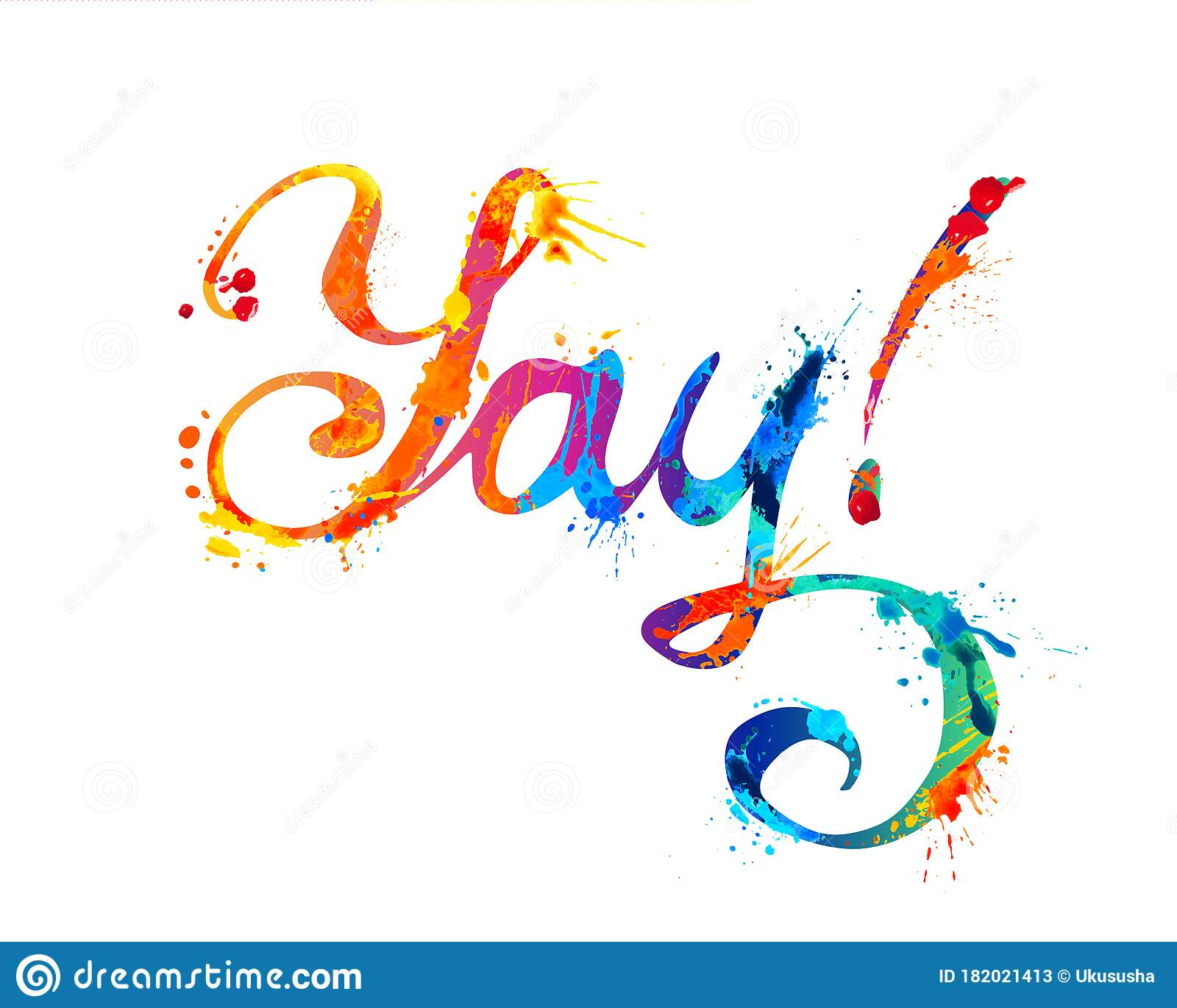 Word Yay Stock Illustrations – 127 Word Yay Stock Illustrations, Vectors &  Clipart - Dreamstime