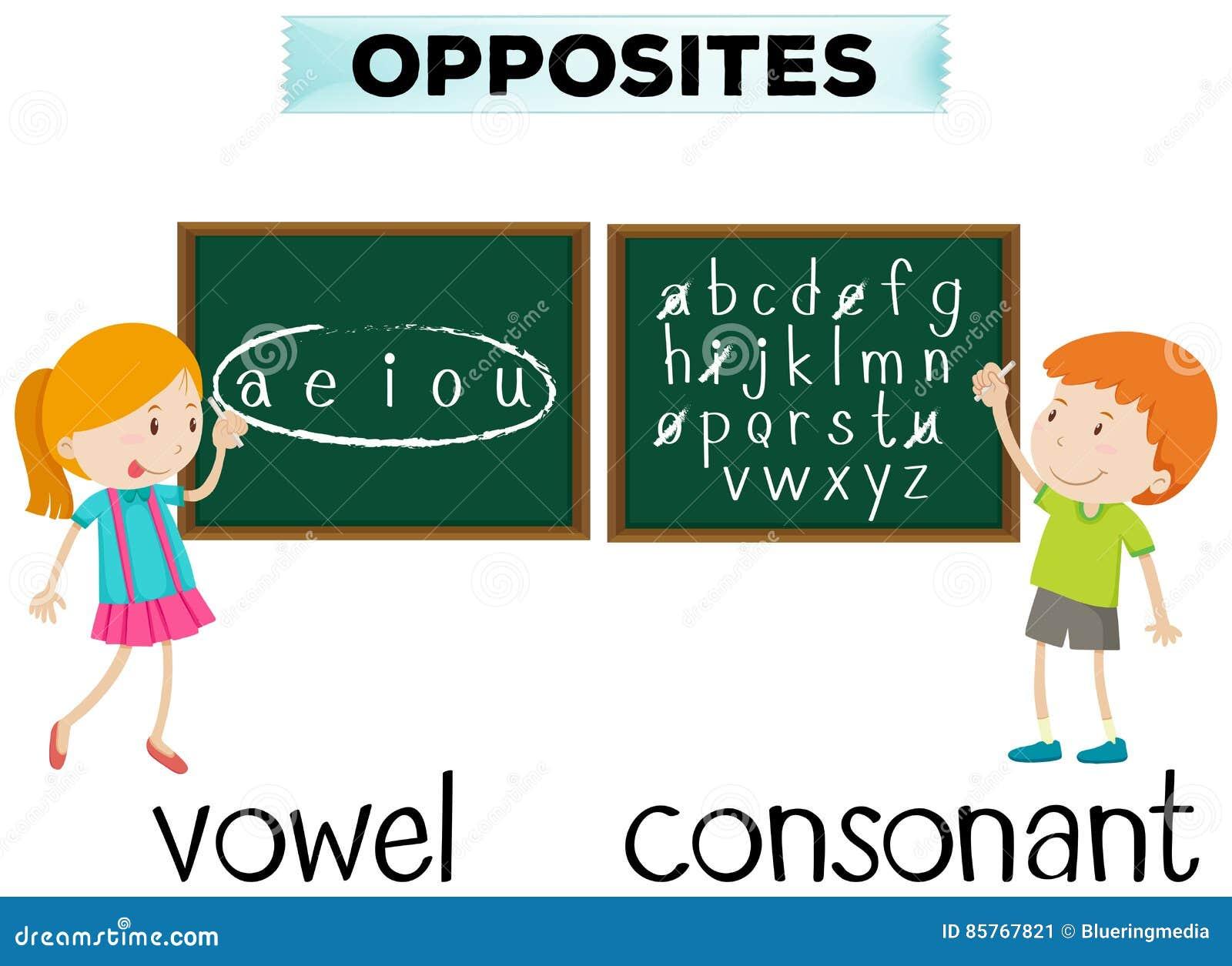 Consonante Ilustraciones Stock, Vectores, Y Clipart