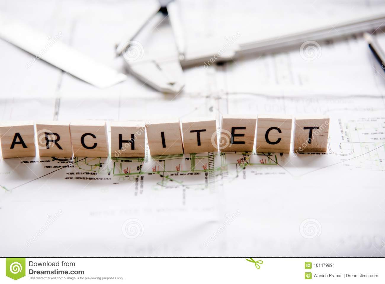 Words of architect concepts collected in crossword with wooden cubes download words of architect concepts collected in crossword with wooden cubes stock image image malvernweather Images