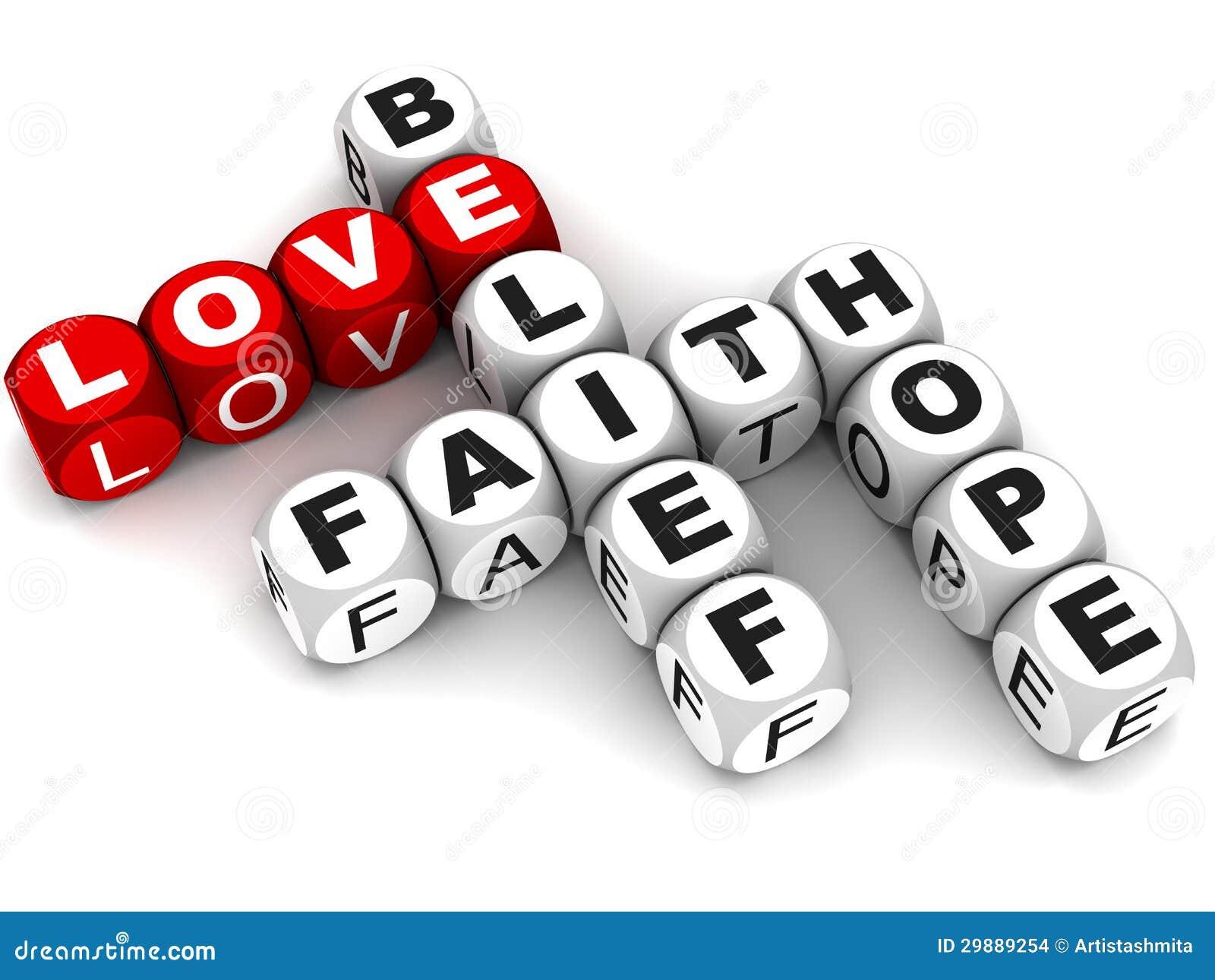 Förälskelse och tro