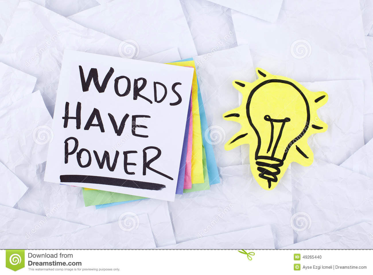 the power of words paper Setu saxena english 103 project #1 the power of words in ham permit in his do, small town, shakesp spindlee explores the provide of spoken communication and.