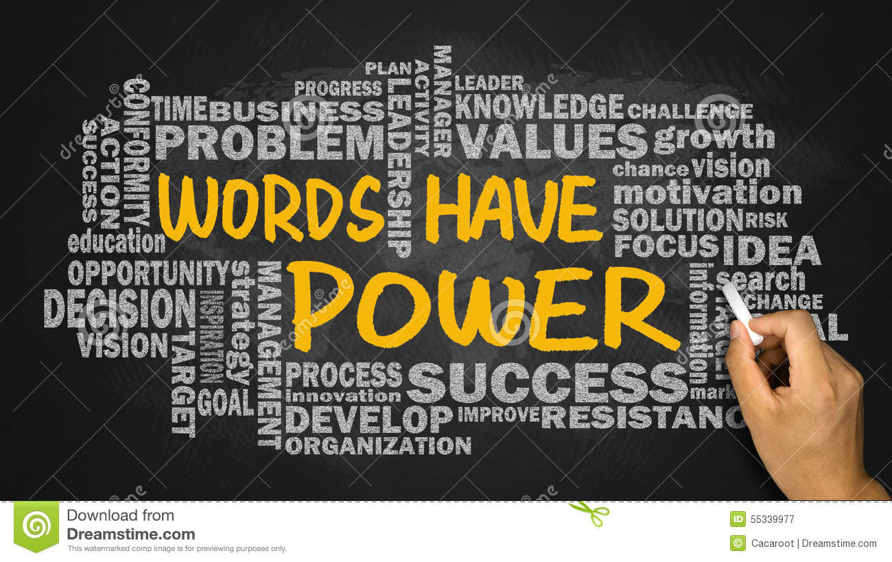 The Power Of Words: How Words Impact Your Life