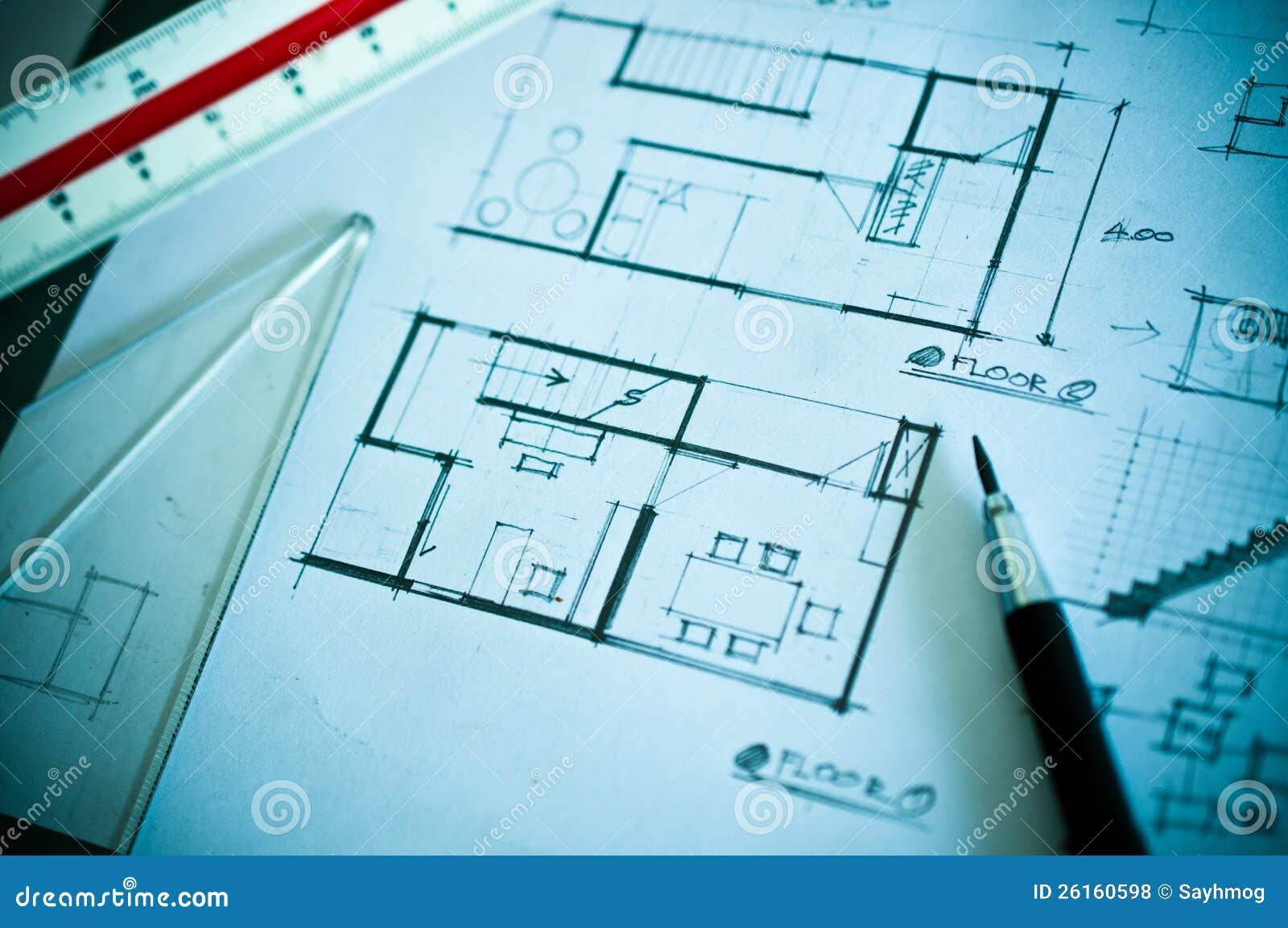 Work of interior design concept royalty free stock photos for Work for interior designer