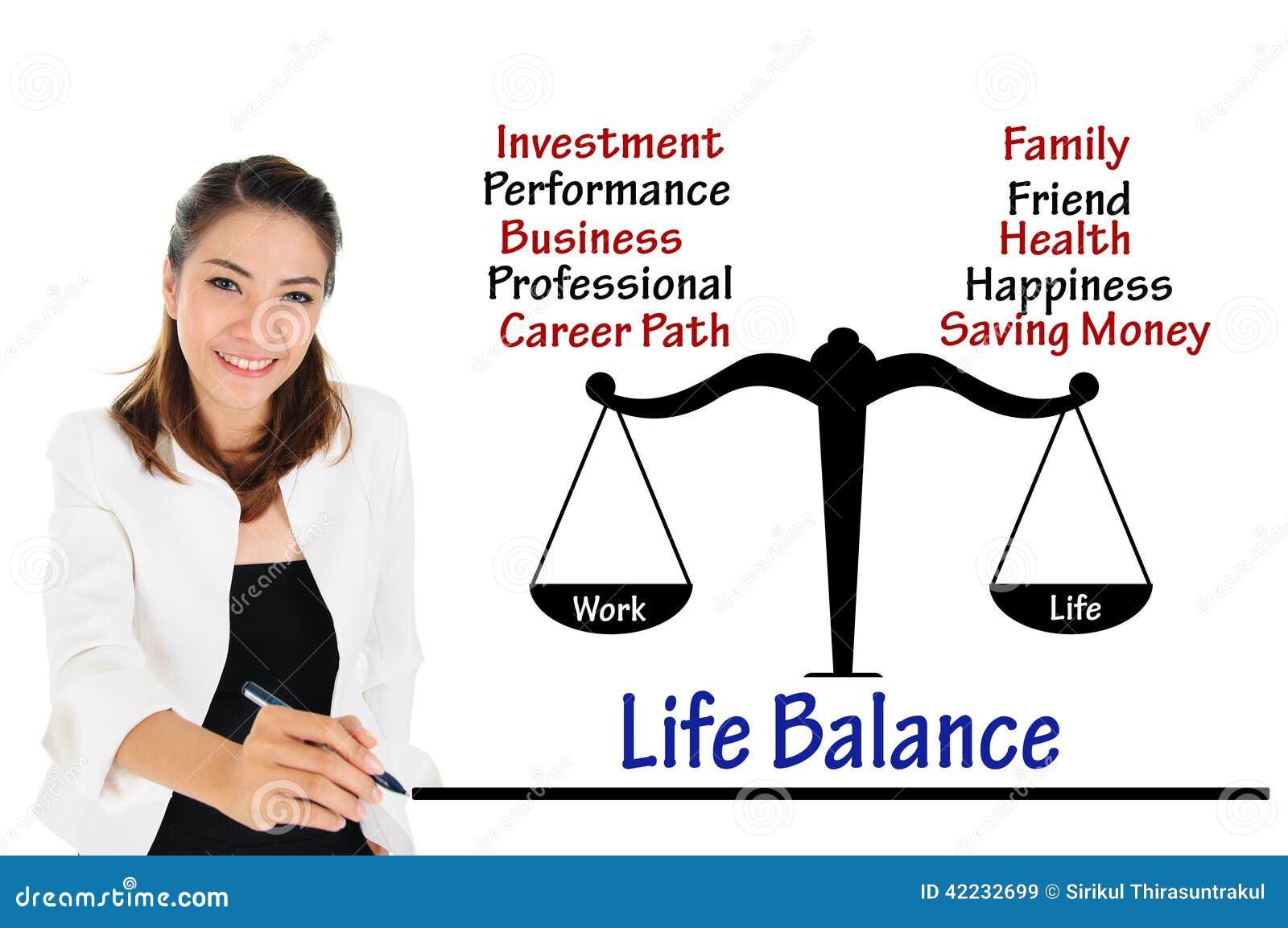 Essay balancing work and life