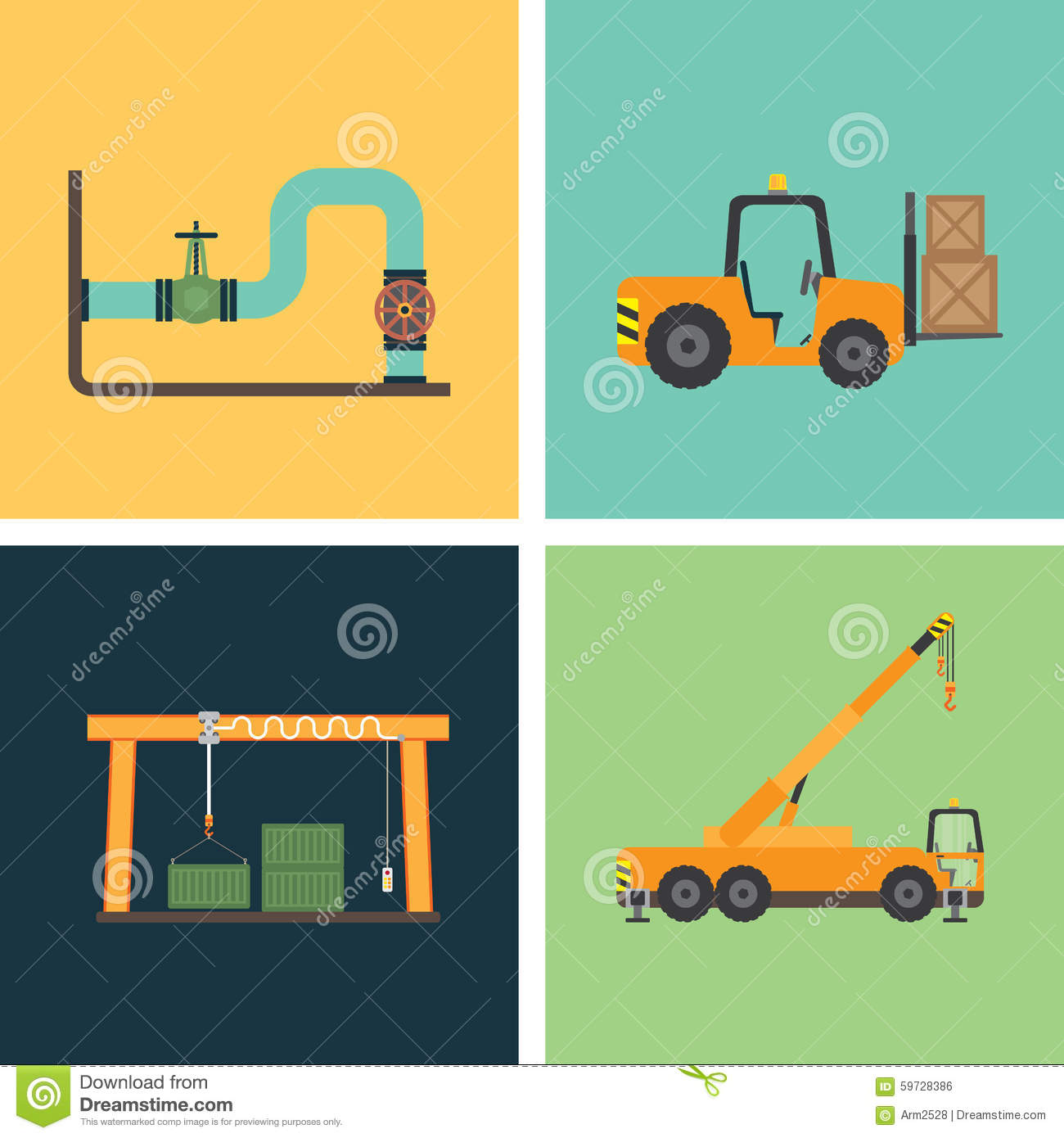 Work on site industry 1