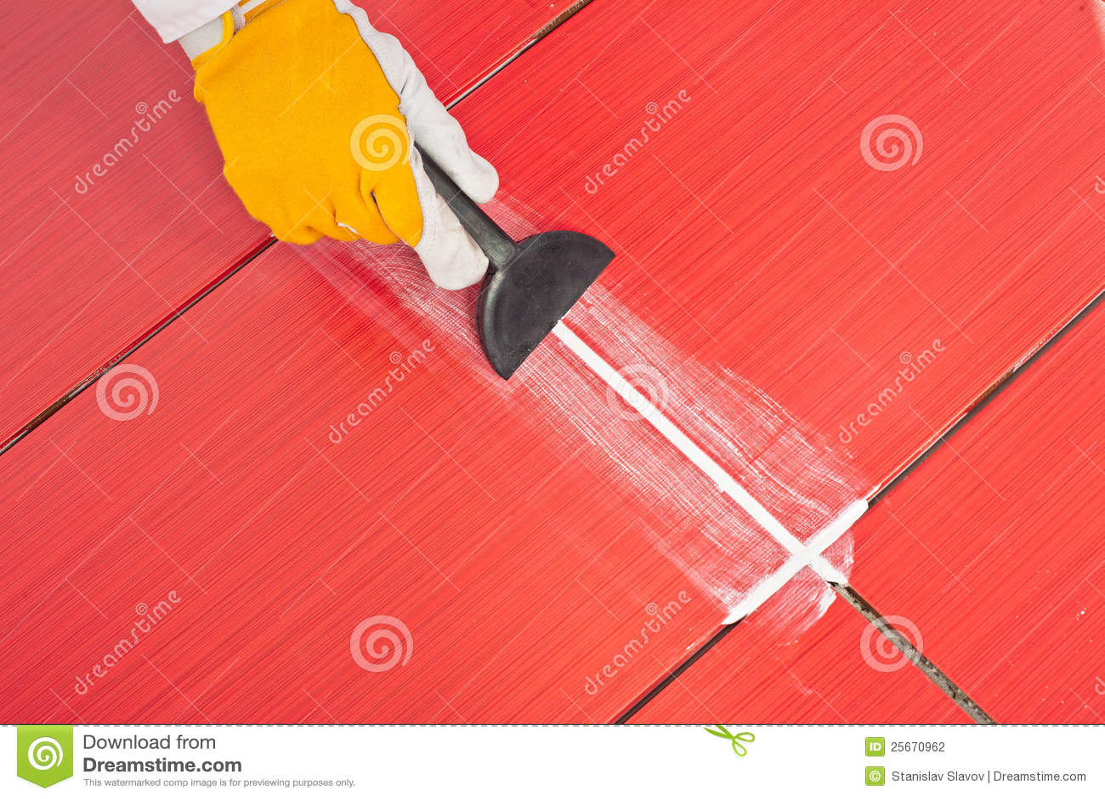 Как сделать затирку плитки напольной плитки