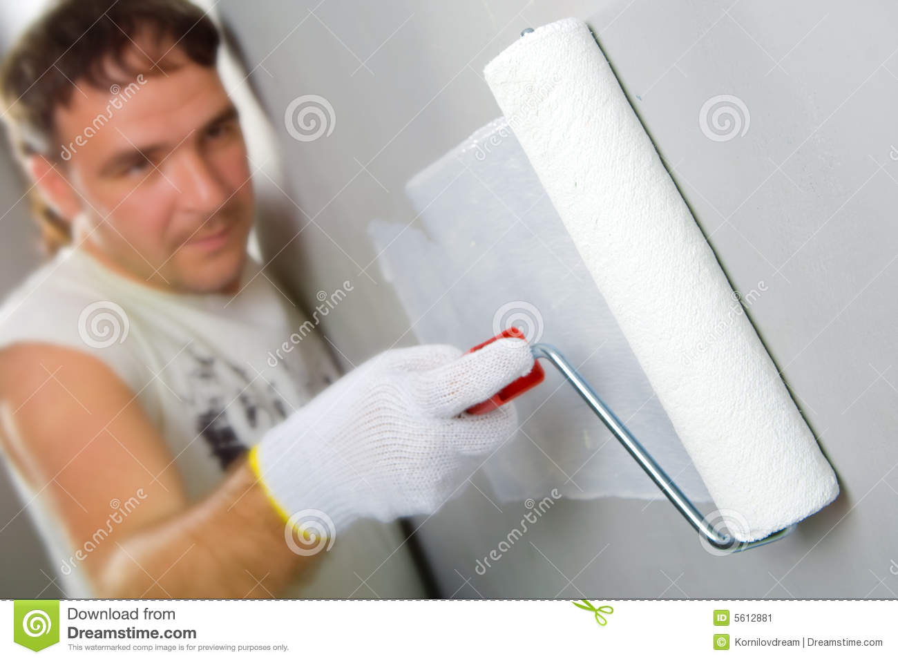 worker-painting-wall-whith-roller-5612881 jpgWorker Painting Wall