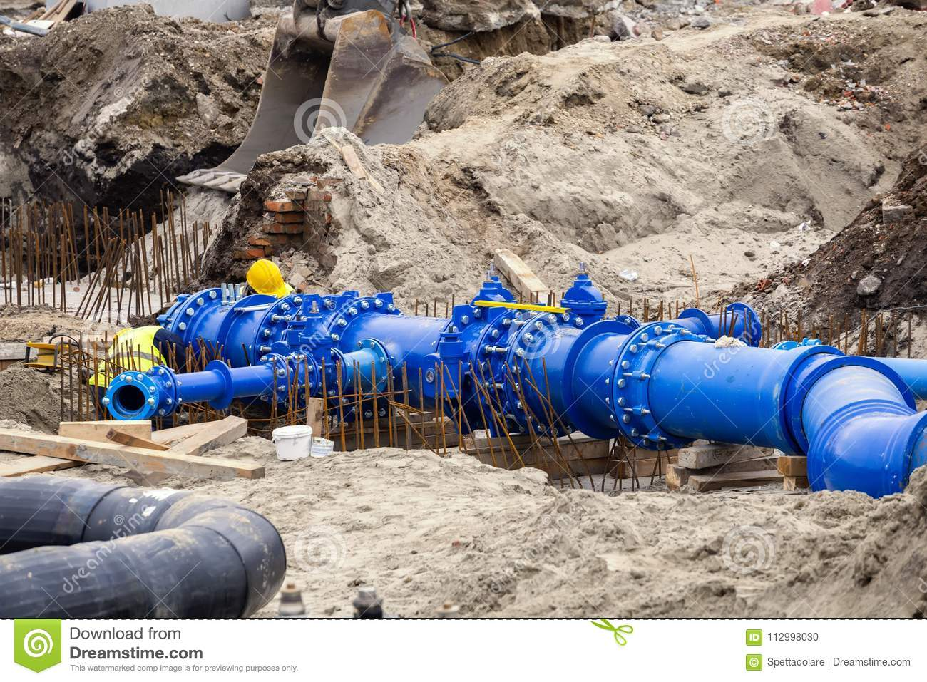 Madisontwp org, Water supply pipeline contractors
