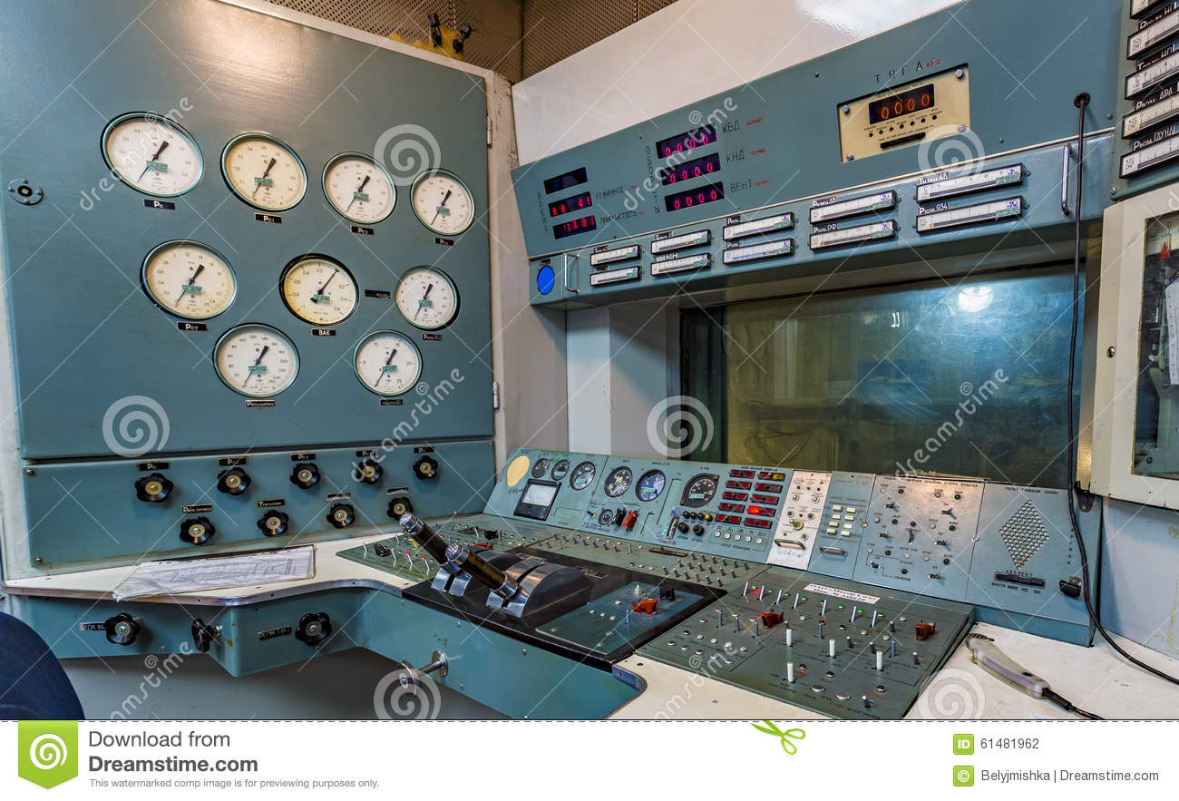 Working Area In An Aircraft Factory Stock Photo - Image of power ...