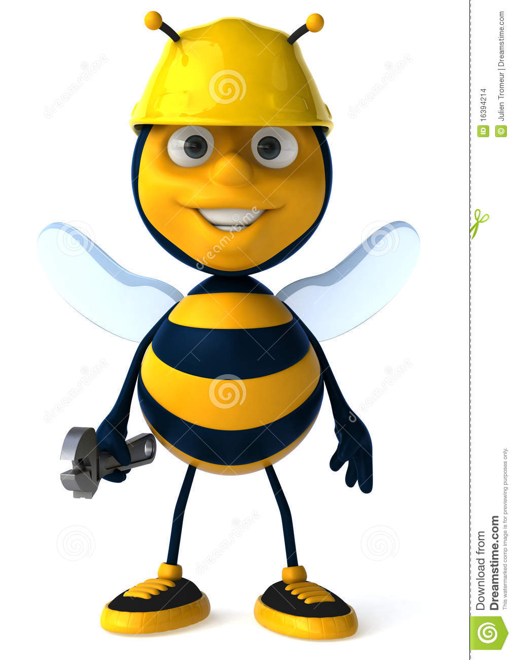 Working Bee Stock Images - Image: 16394214