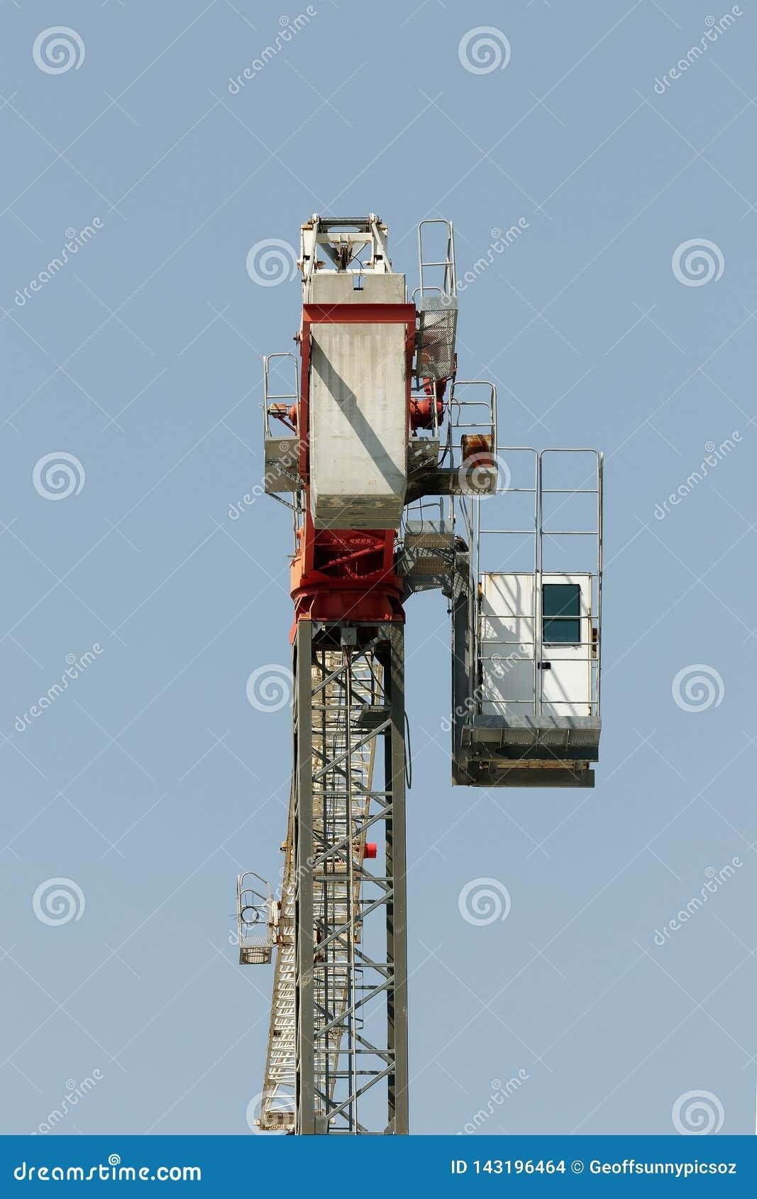 Working construction crane. Update ne167 . Gosford