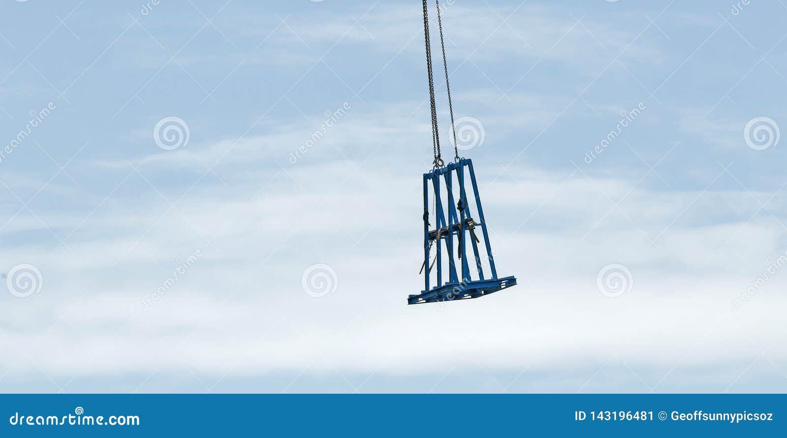 Working construction crane. Update ne171
