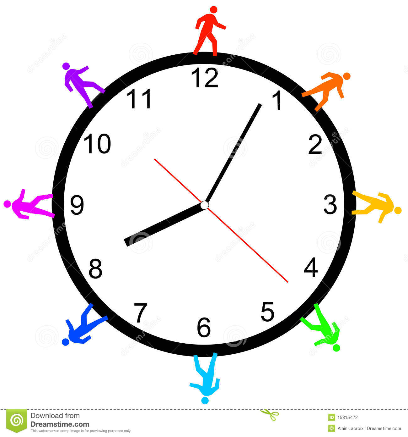 working hours stock illustration image of around  burnout time change clock clip art time change clock clip art