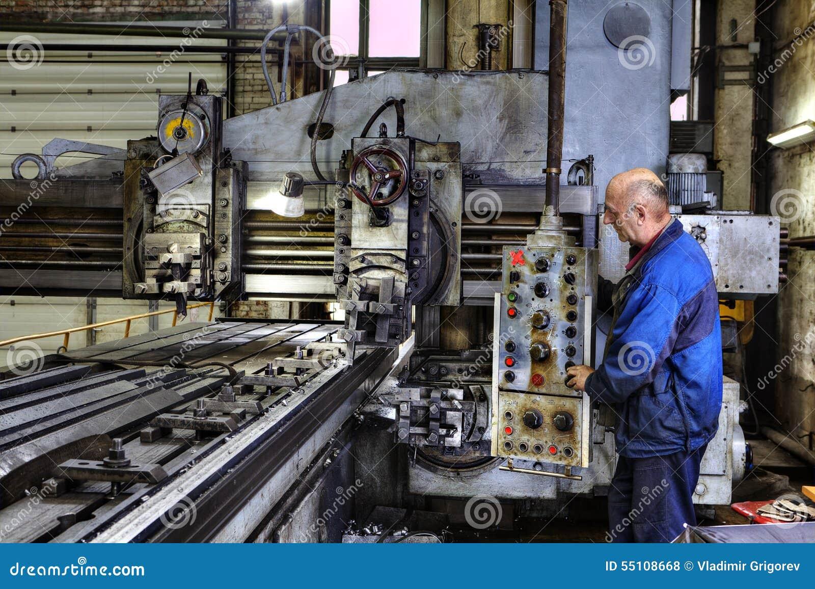 metal st machine