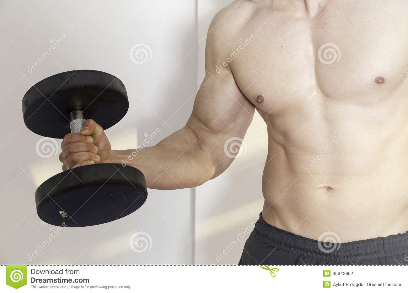 Working Out Stock Photography - Image: 36643952