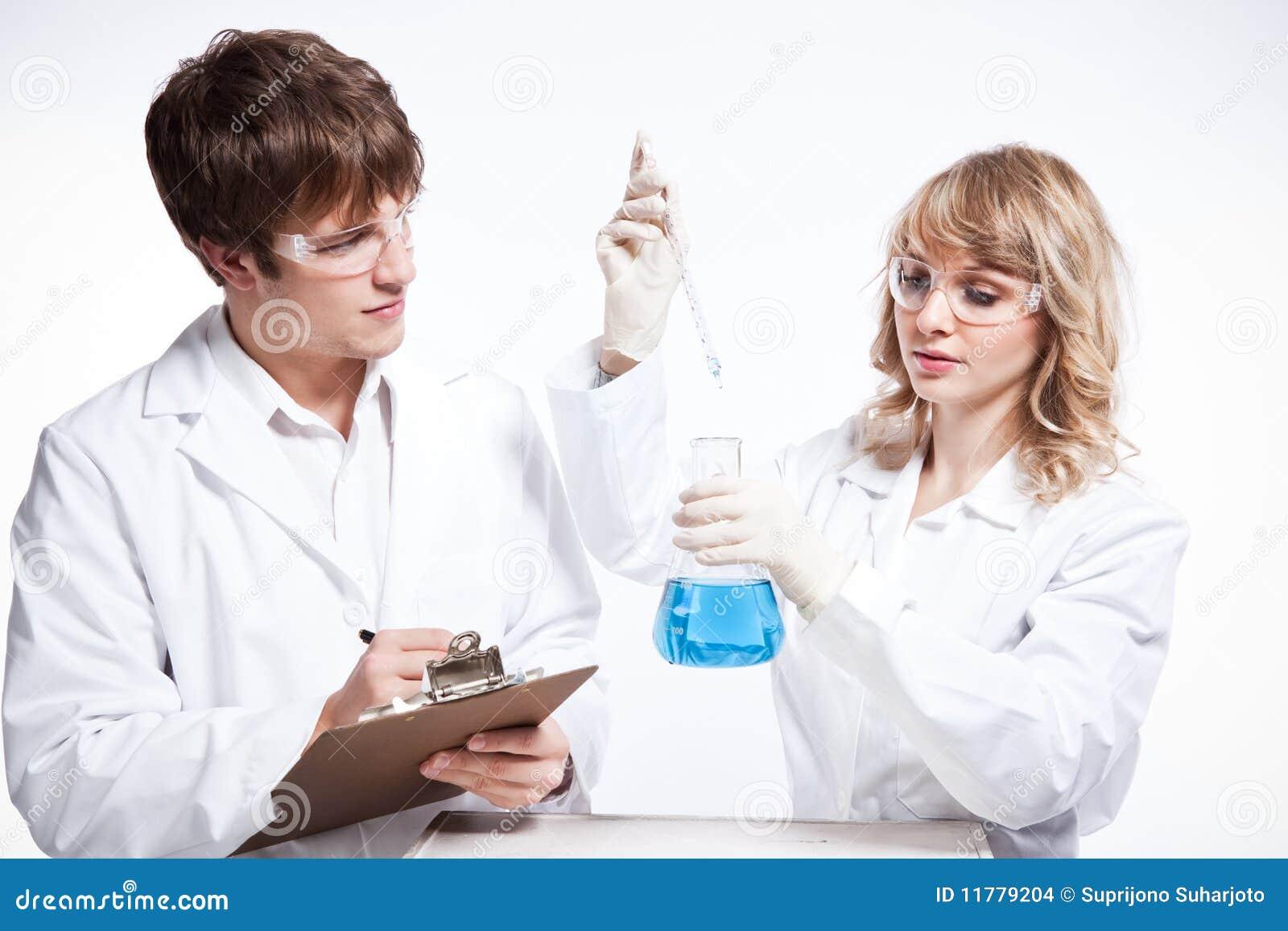 Working scientists