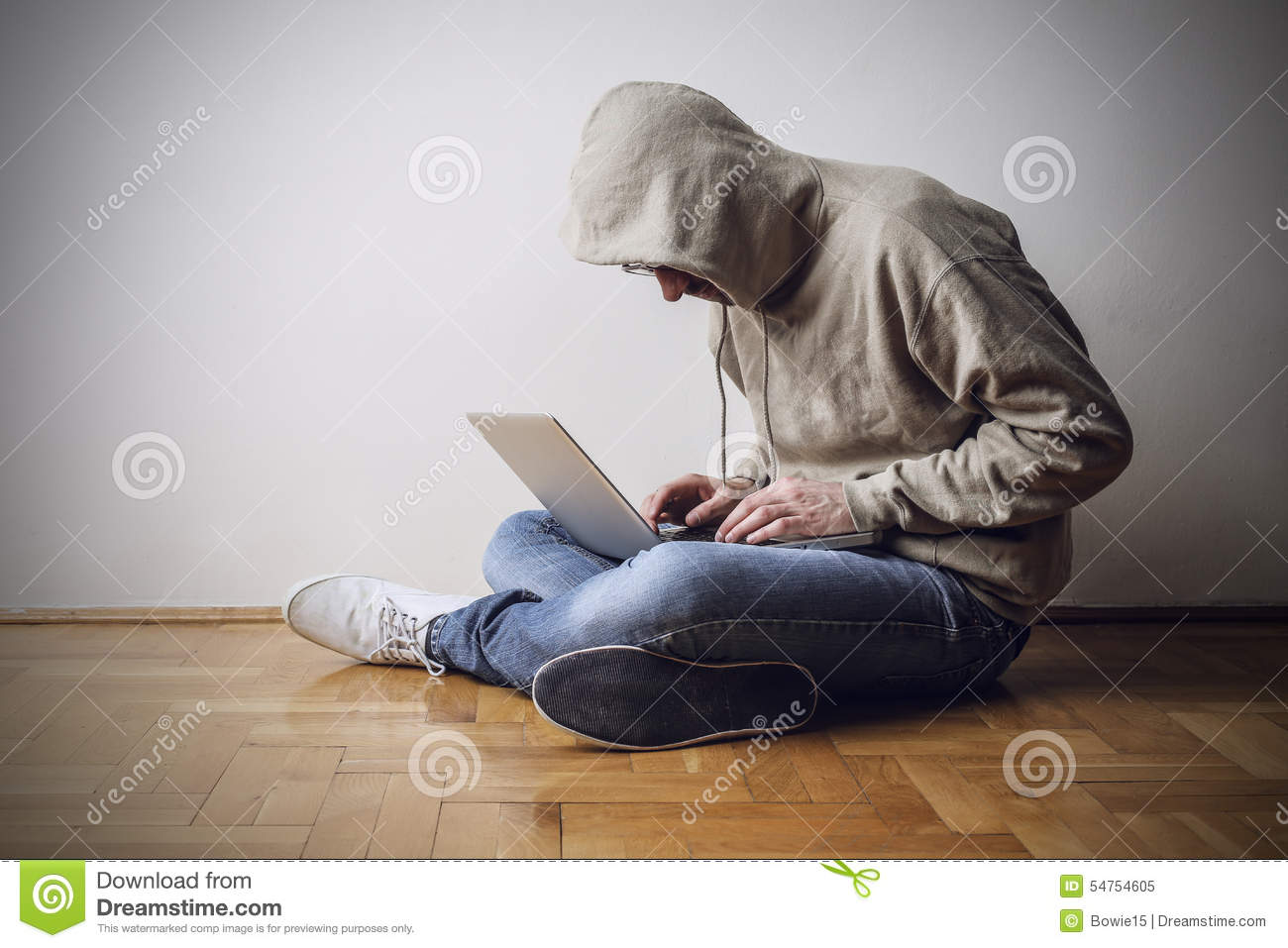 Working Sitting Stock Image Image Of Caucasian Concept