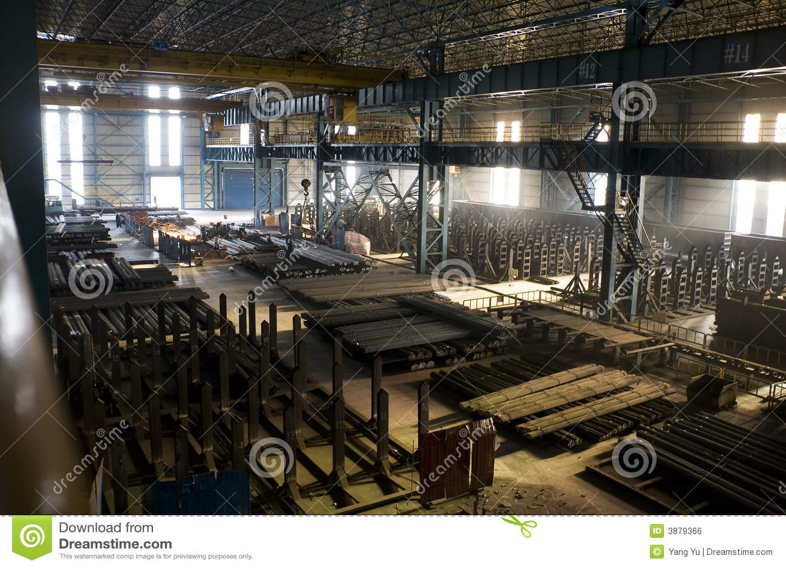 Workshop nella fabbrica