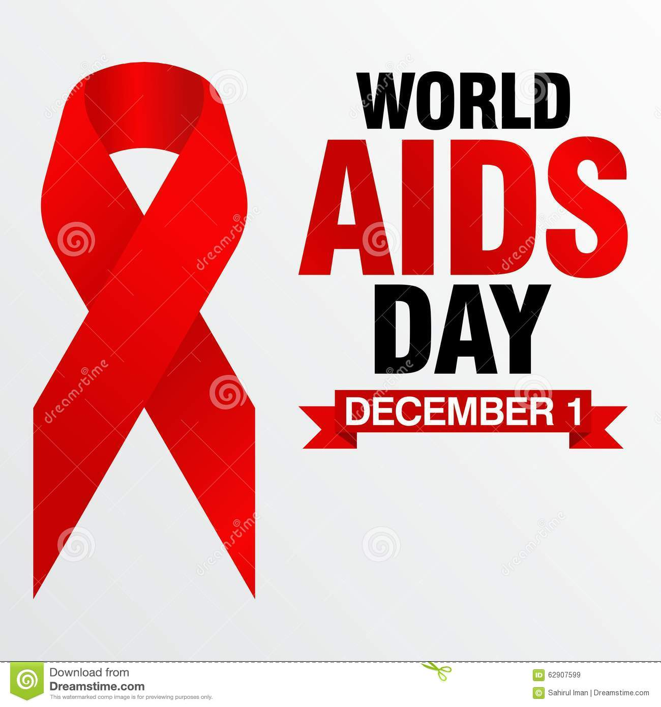 World Aids Day Poster Quotes Inspirational Message Stock Photos ...