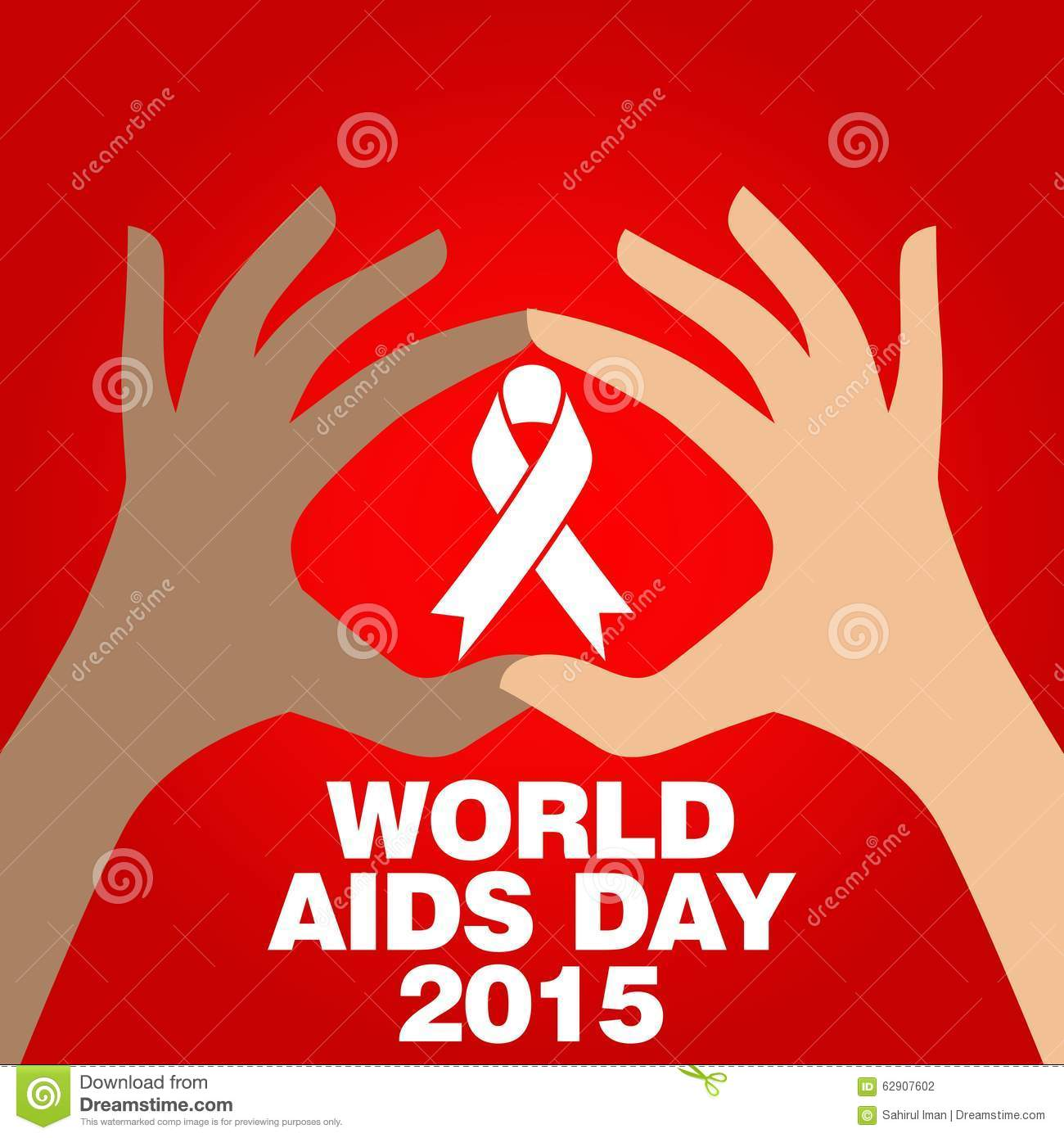 World Aids Day Poster And Quotes Inspirational Message
