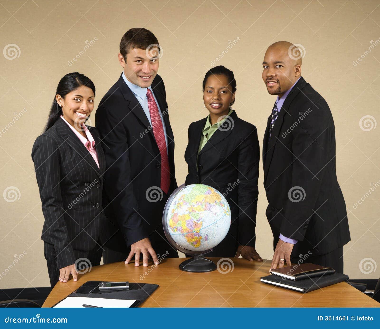 World business.
