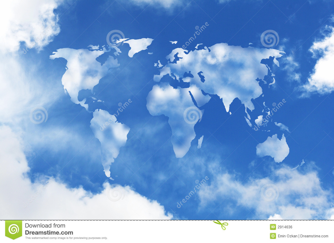 World of clouds