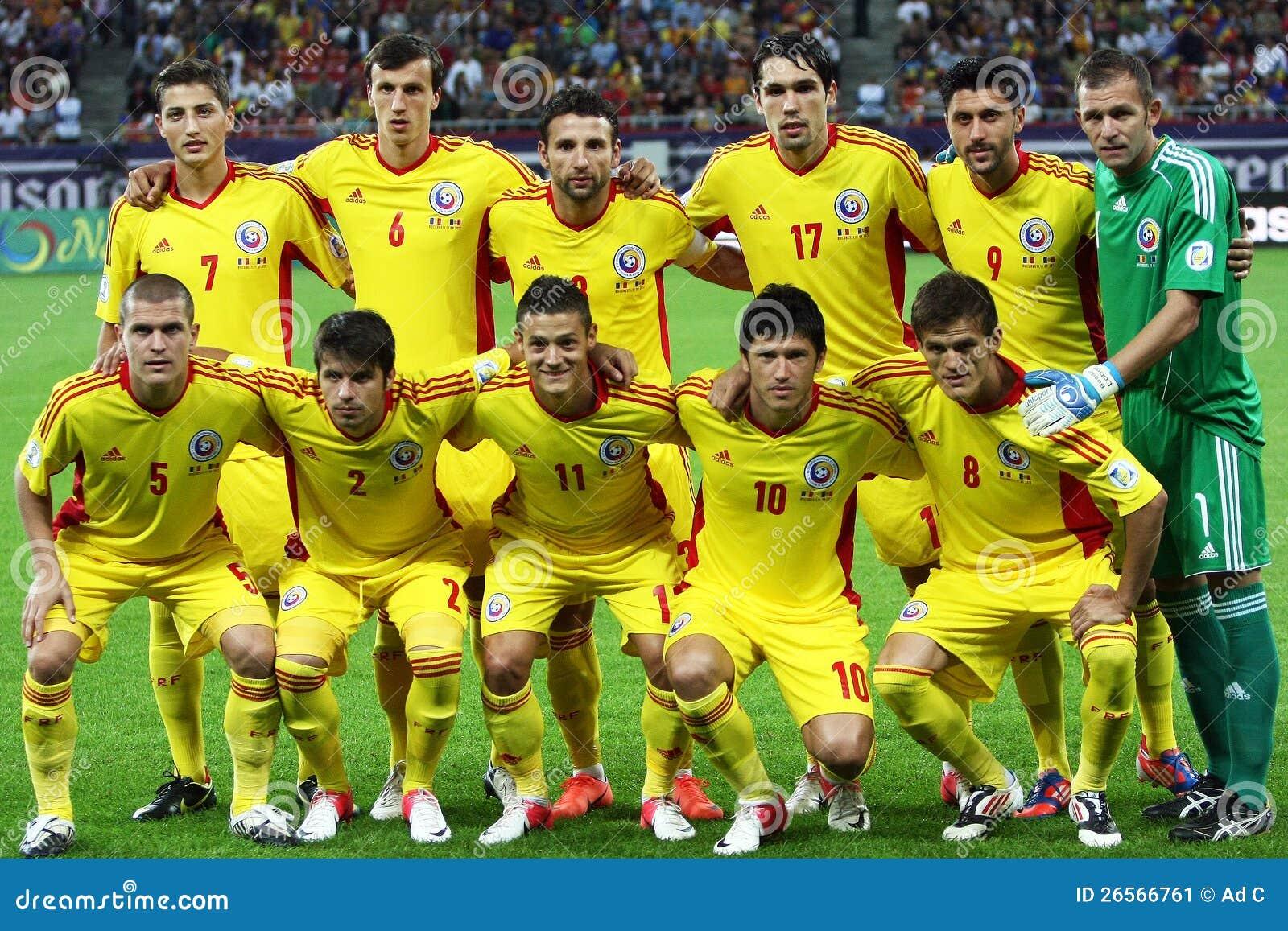 Romanian Soccer Team World Cup 2014 ...