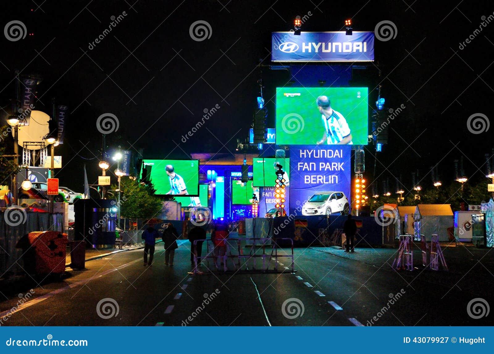 World Cup 2014, Berlin Germany