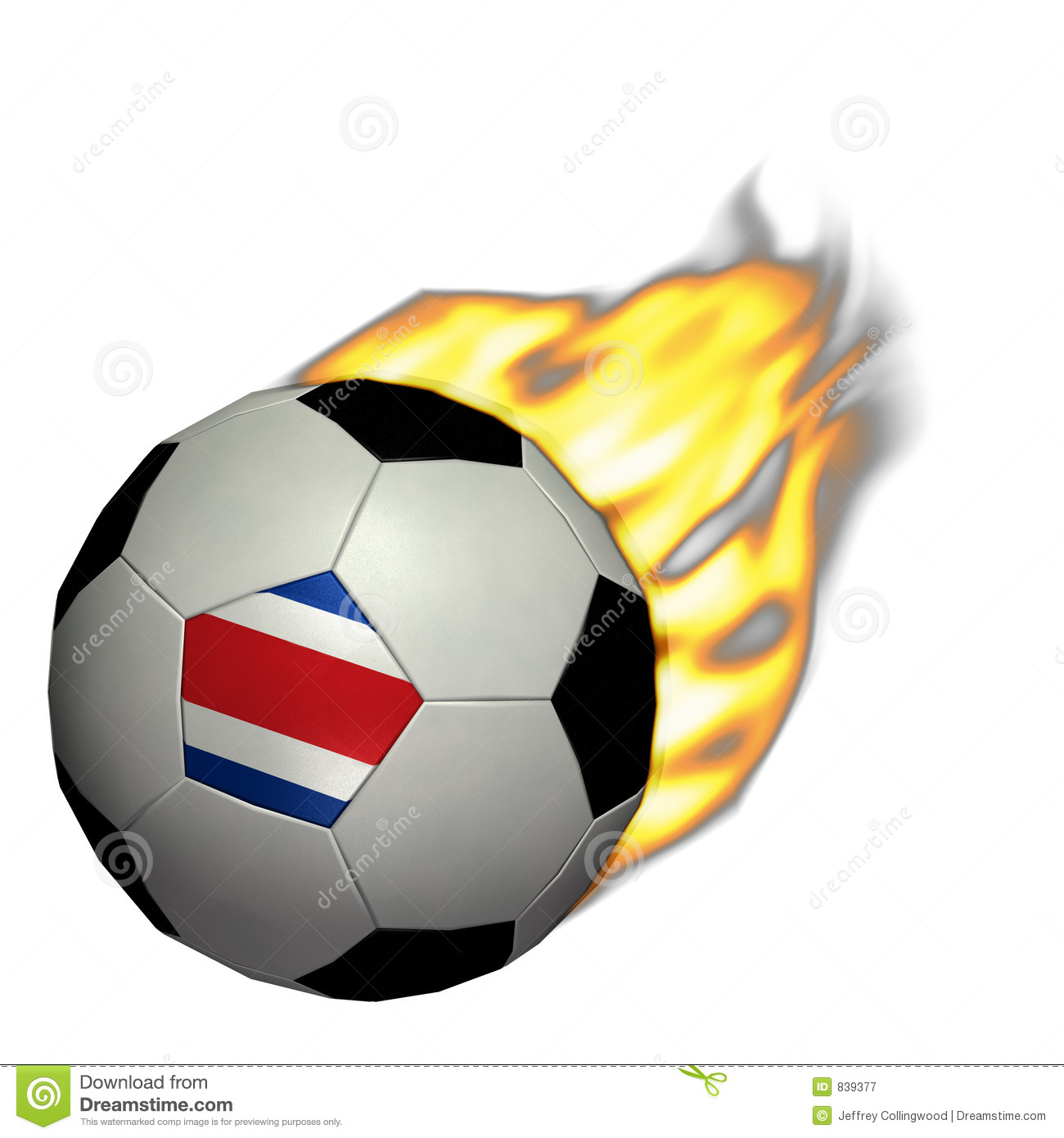 World Cup Soccer/Football - Costa Rica on Fire