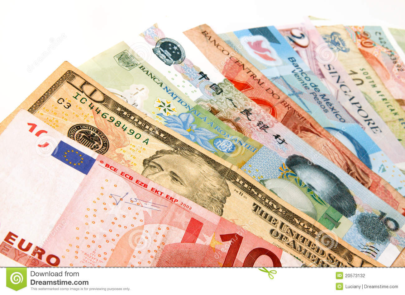 World currencies stock photo image of economy paper 20573132 world currencies publicscrutiny Images