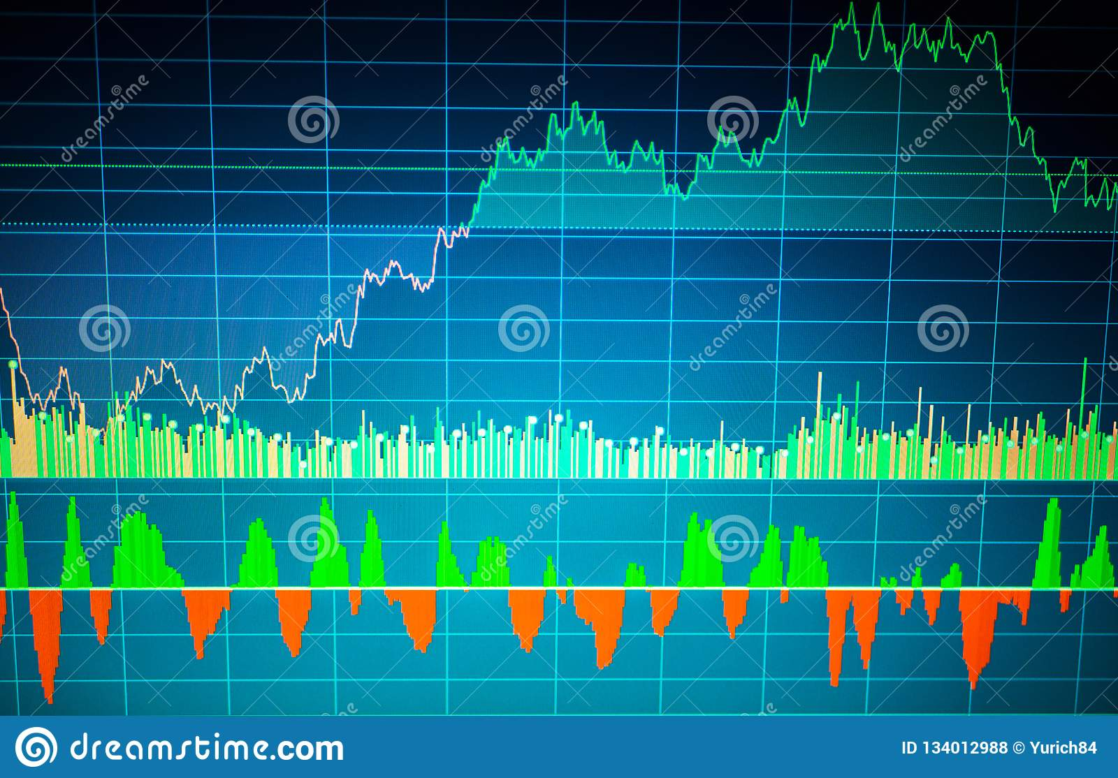 World Economics Graph Conceptual View Of The Foreign Exchange M Stock Photo Image Of Chart Analysis 134012988