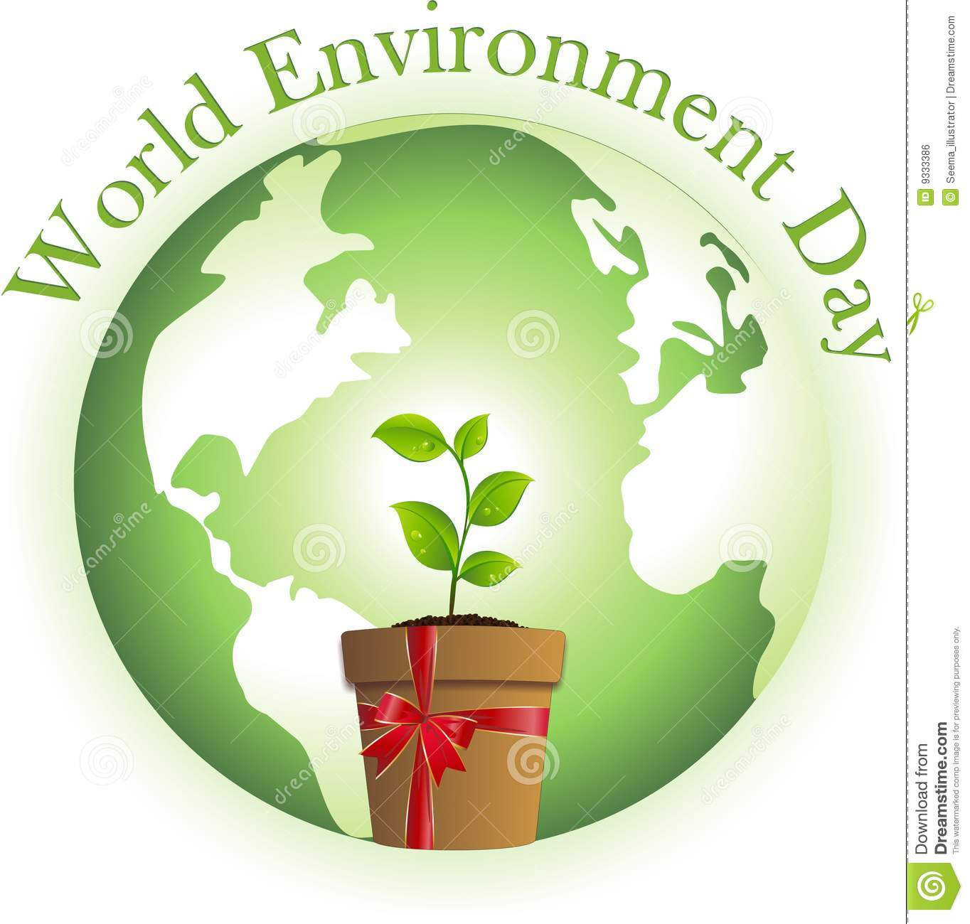 world environment day stock vector image of conservation  world environment day