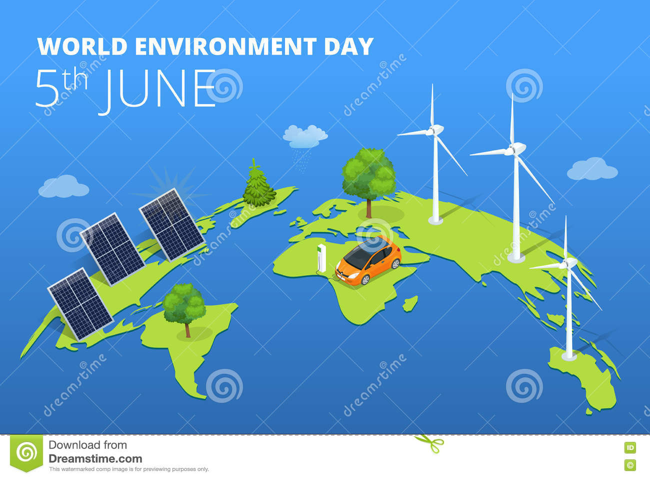 a talk on world environment day