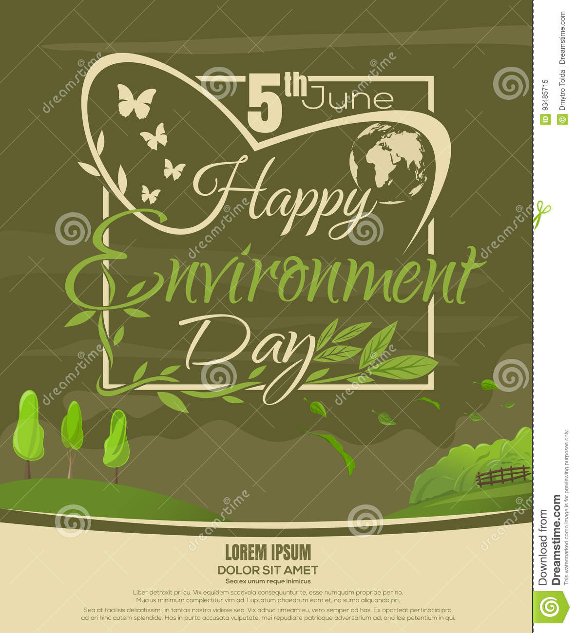 Poster design environment day - World Environment Day Poster Design 5 June