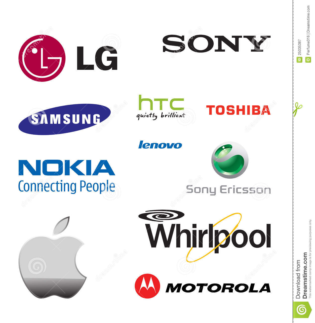 world famous mobile phone brands 25035387