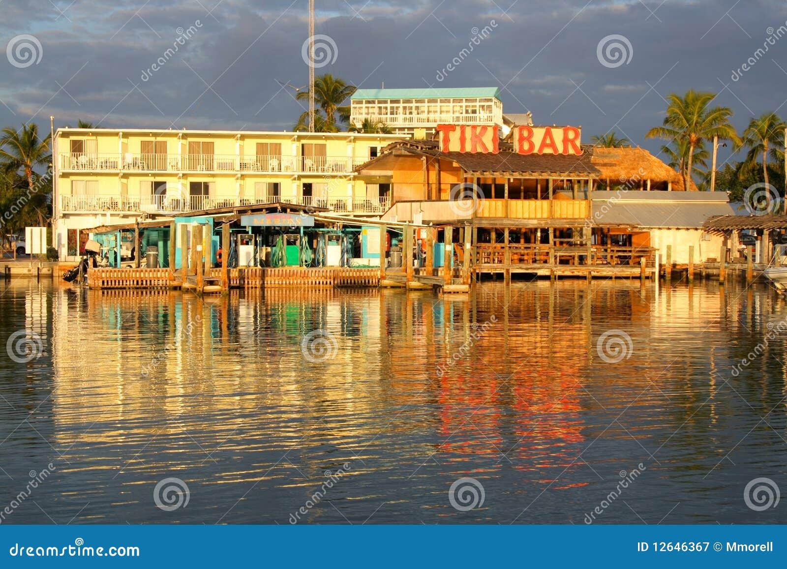 World famous tiki bar