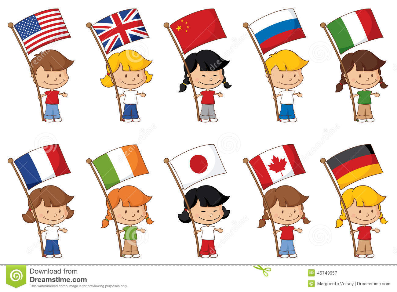 World Flags stock vector. Illustration of canadian ...