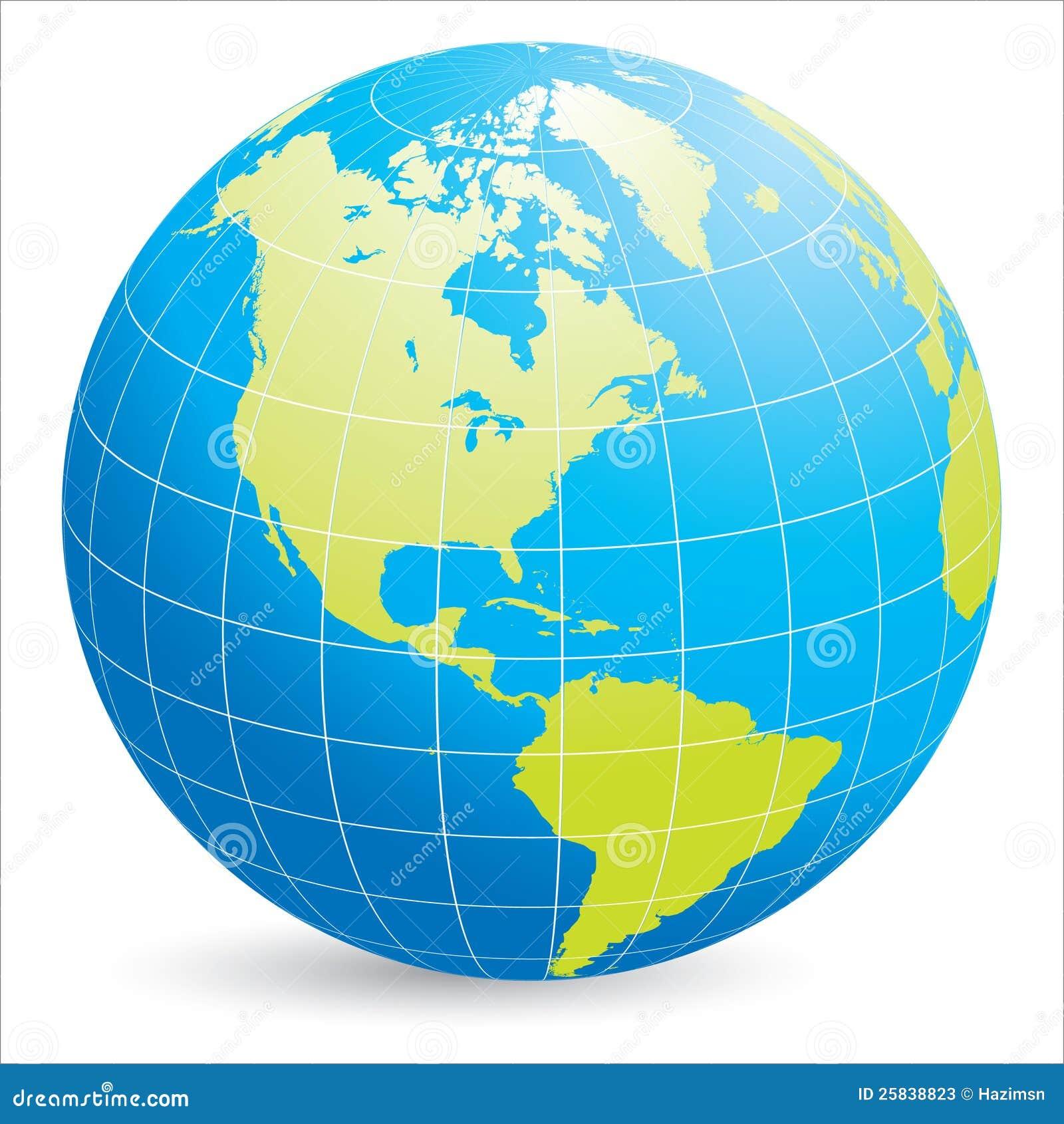 World: World Globe Stock Photos