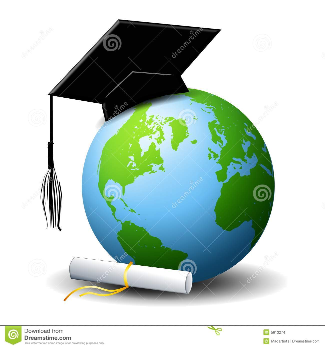download world of knowledge stock illustration illustration of earth 5613274
