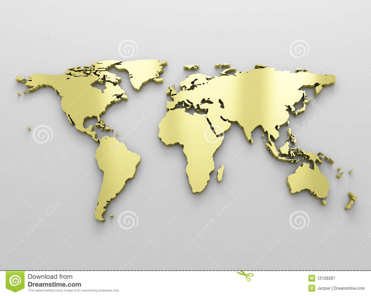 World map stock illustration illustration of geography 12128287 world map gumiabroncs Gallery