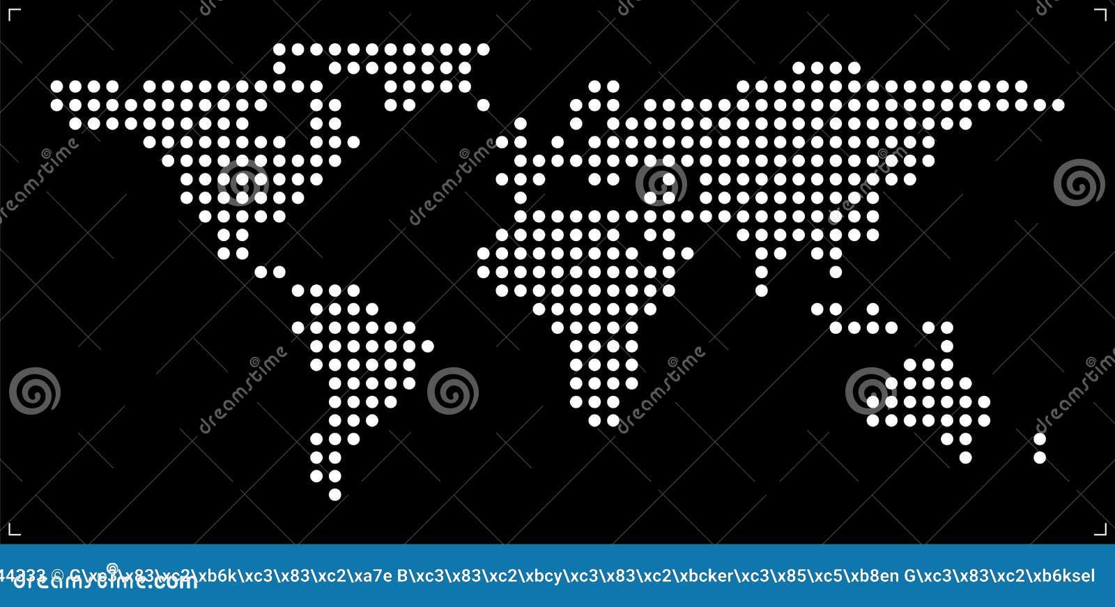 World Map Stock Photos...