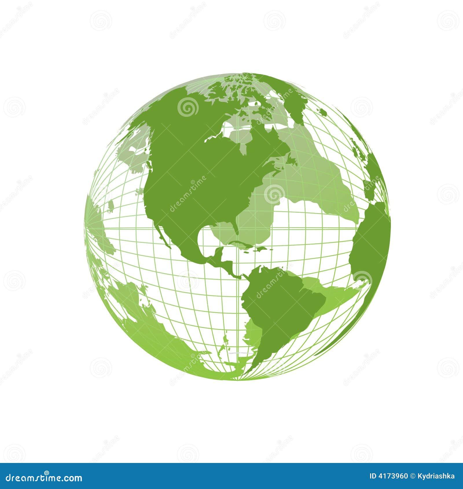 World map 3d globe stock vector illustration of mesh 4173960 world map 3d globe royalty free stock photo gumiabroncs Gallery