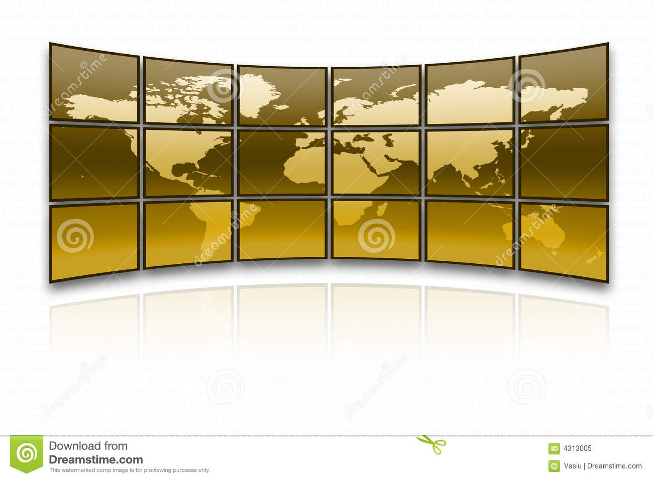 World map stock illustration illustration of america 4313005 world map download preview gumiabroncs Choice Image
