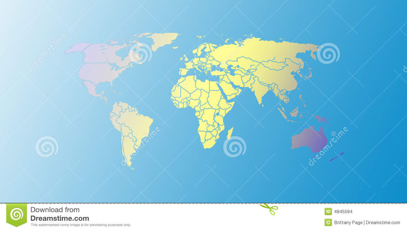 World map stock illustration illustration of computer 4845594 world map download preview gumiabroncs Gallery